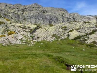 Ruta senderismo Peñalara - Parque Natural de Peñalara; caminar; andar